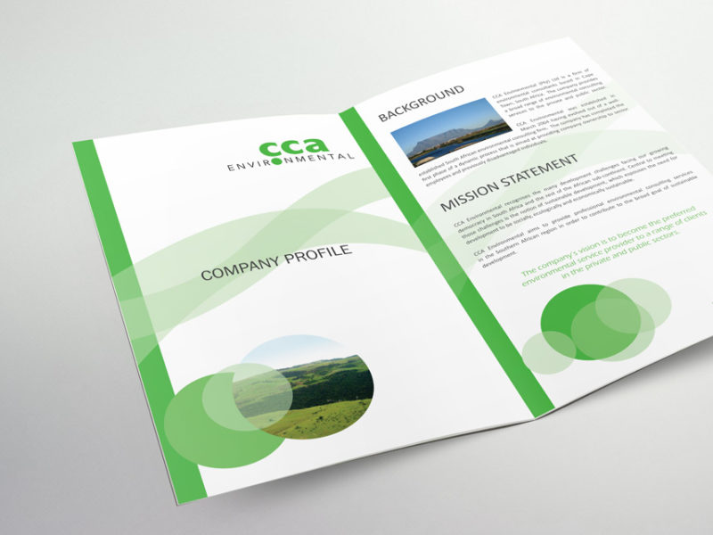 Company Profile Design  Corporate Branding