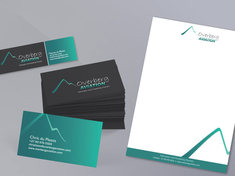 Logo design cape town business card design south africa corporate identity overberg aviation reheart Image collections