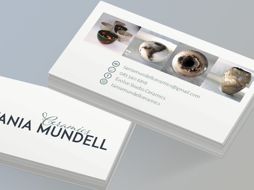 Graphic design cape town flyer design print brochure business card design tania mundell reheart Choice Image