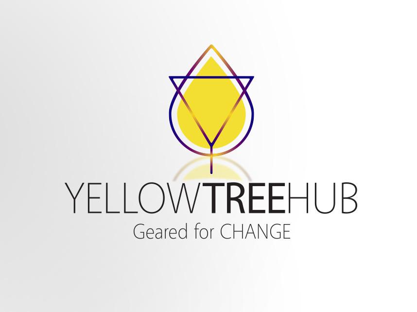 Logo Design - Yellow Tree Hub - Elevation Design Studio